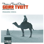 Chamber music of Geirr Tveitt: From a Travel Diary; Septet; Midsummer's Eve