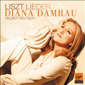 Liszt Songs / Diana Damrau, soprano; Helmut Deutsch, piano