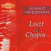 Grand Piano - Liszt & Chopin / Ignaz Friedman