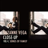 Suzanne Vega: Close-Up, Vol. 4: Songs of Family