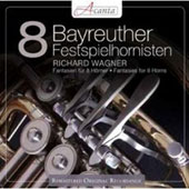 Richard Wagner: Fantasies for 8 Horns / Bayreuth Festival Orchestra