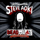 Steve Aoki: Deadmeat: Live at Roseland Ballroom [Digipak]