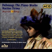 Debussy: The Piano Works / Martino Tirimo, piano
