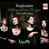 Inspiration: Hildegard von Bingen - Lieder und Visionen / VocaMe