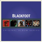 Blackfoot: Original Album Series [Box] *