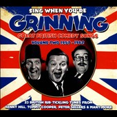 Various Artists: Sing When You're Grinning: Great British Comedy Songs, Vol. 2: 1957-1962