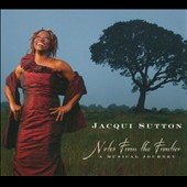 Jacqui Sutton: Notes From The Frontier: A Musical Journey