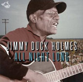 Jimmy Duck Holmes: All Night Long [Digipak]