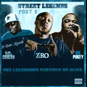 Agonylife/Lil' Keke/Z-Ro/Big Pokey: Street Legends, Pt. 2: The Legendary Screwed Up Click [PA]