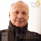 Rachmaninoff: Piano Works, Vol. 5 - Piano Concerto no 5; Etudes-Tableaux, Op. 33; Dix Préludes, Op. 23 / Boris Bloch, piano