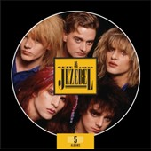 Gene Loves Jezebel: 5 Albums: Promise/Immigrant/Discover/The House of Dolls/Kiss of Life *