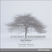 Schubert: Winterreise / Jan Kobow, tenor; Christoph Hammer, fortepiano