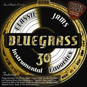Various Artists: Bluegrass Classic Jams Power Picks: 30 Instrumental Favorites
