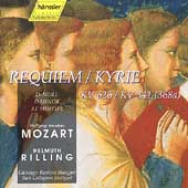 Mozart: Requiem, Kyrie / Rilling, Stuttgart Bach Collegium