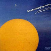 Anna Weesner: 'Small and Mighty Forces' - Chamber Works / Caroline Stinson, cello; Molly Morkoski, piano