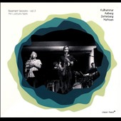 Jorgen Mathisen/Jonas Kullhammar/Torbjörn Zetterberg/Espen Aalberg: Basement Sessions, Vol. 3: The Ljubjana Tapes [Digipak]