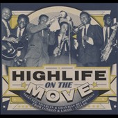 Various Artists: Highlife on the Move [CD/Book]