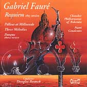 Faur&#233;: Requiem, Pelleas et Melisande, etc / Bostock, et al