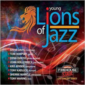 The Young Lions: Schorr Family Firehouse Stage Series: Young Lions of Jazz