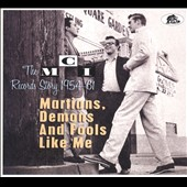 Demons Martians & Fools Like Me: Martians, Demons & Fools Like Me: The MCI Records Story, 1954-61 [Digipak]