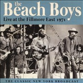 The Beach Boys: Live at the Fillmore East, 1971