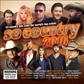 Various Artists: So Country 2016