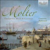 Molter: Orchestral Music; Cantatas