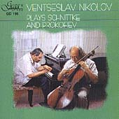 Prokofiev, Schnittke: Cello Sonatas / Nikolov, Yoychev