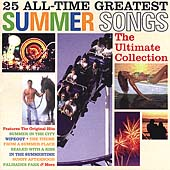 Various Artists: 25 All-Time Greatest Summer Songs: The Ultimate Collection