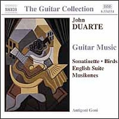 Guitar Collection - Duarte: Guitar Music / Antigoni Goni