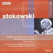 Wagner: Orchestral Music / Leopold Stokowski, London SO, etc