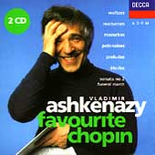 Favourite Chopin / Vladimir Ashkenazy