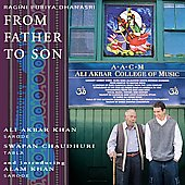 Ali Akbar Khan: From Father to Son