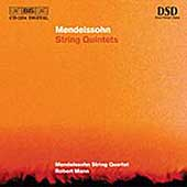 Mendelssohn: String Quintets / Mann, Mendelssohn Quartet
