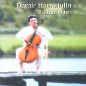 Cello Sonatas - Hamidulin, Peter