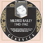 Mildred Bailey: 1940-1942