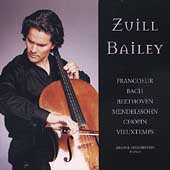 Bach, Beethoven, et al: Works for Cello / Zuill Bailey