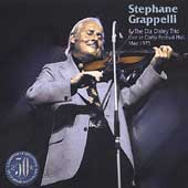 Stéphane Grappelli: Live at Corby Festival Hall May 1975
