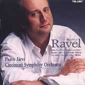 Ravel / Paavo J&#228;rvi, Cincinnati Symphony Orchestra