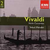 Gemini - Vivaldi: Violin Concertos / Yehudi Menuhin, et al