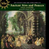 Ancient Airs & Dances / Paul O'Dette, Rogers Covey-Crump