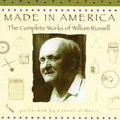 Made In America - The Complete Works of William Russell