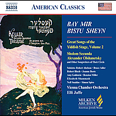 American Classics - Great Songs of the Yiddish Stage Vol 2
