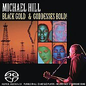 Michael Hill: Black Gold and Goddesses Bold *