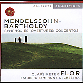 Complete Collections - Mendelssohn: Complete Symphonies, etc
