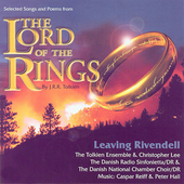 Leaving Rivendell - The Lord of the Rings