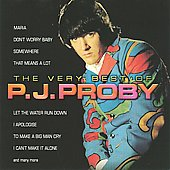 P.J. Proby: The Very Best of P.J. Proby