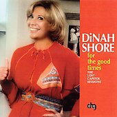 Dinah Shore: For the Good Times [Remaster]