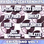 Various Artists: Rap & Reggaeton Hits: Cristiano [CD/DVD]