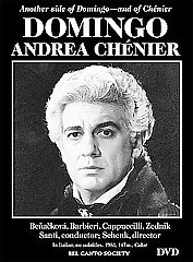 Andrea ChéNier:  Domingo / Be?A?Ková / Barbieri [DVD]